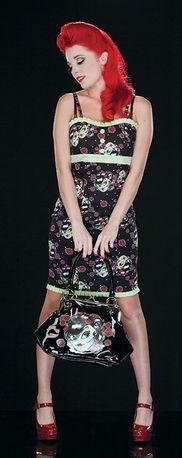 Zombie Girl Pencil Dress Price: £19.99