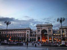 d o m e  s q u a r e   #clouds #milan #dome #square #italy #fashion #design #lovewins #milano #piazzaduomo #galleria #volgomilano #volgolombardia #milanodavedere #milanocityufficiale #instaitalia #dafareamilano #italia  by ff_vinci