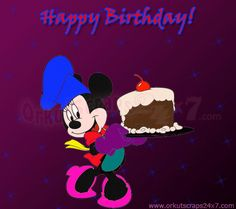 happy birthday mickey mouse gif