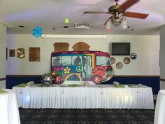 Groovy Bus (Shindigz) Air Force Chief Retirement