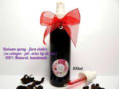 orice tip de par) Sprays, Bottle, Natural, Tips, Blog, Flask, Blogging, Nature, Jars