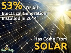 Join the Movement. Go #Solar Today