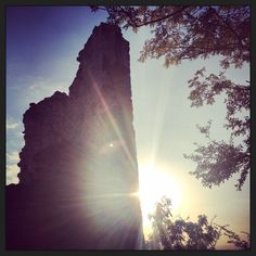 Out and About in #Bonn: Drachenfels. #Germany