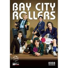 The Bay City Rollers.I loved Woody & Eric.Please check out my website thanks. www.photopix.co.nz