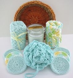 Crochet Spa and Soy