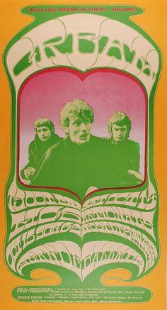 Concert in Detroit (Cream)