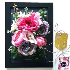 Flower Flower On The Wall - The Stylist Splash