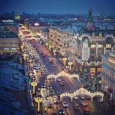Nevsky prospekt!!!