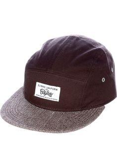 Djinns 5P Flatcap Spotted Tweed 2013 brown Titus Onlineshop