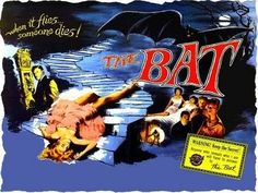 The Bat - El Murciélago (1959 - Vincent Price) - Castellano