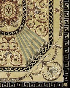 VP03-BGE - Versailles Palace - Nourison - Alex Cooper Gallery of Rugs
