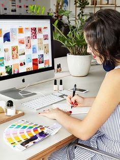 Extraordinary Routines · Anna Ross — The Design Files Design Blog, The Design Files, Design Studio, Web Design, Blog Designs, Personal Branding, Marca Personal, Photography Branding, Photography Business