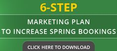 6-Step Marketing Plan for Spring Vacation Rental Bookings