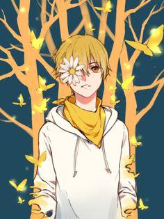 Durarara!! - Kida Masaomi by 玄猫自由 on pixiv