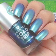 essence road trip trend edition - 03 I Don't Care! I love it! - gasoline effect nail polish
