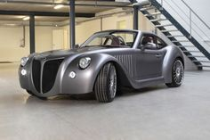 3ders.org - Imperia GP: a legendary Belgian marque is back, thanks to 3D printing | 3D Printer News & 3D Printing News