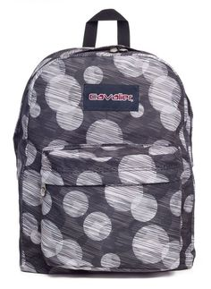 Mochila escolar Cavalier estampada dots - Enluaze Loja Virtual | Bolsas, mochilas e pastas
