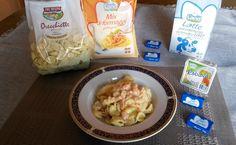 Orecchiette+con+crema+di+robiola+e+salmone.