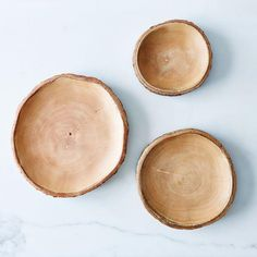 Platters that are a natural fit for your dinner party. #natural #wood #platter #food52shop