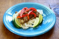 A Farm Wife's Life: Spy Thai Beef - A back to School Recipe and $50 Visa Giveaway