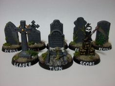 Undead Markers