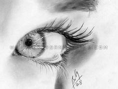 Stunning Pencil Drawings of Eyes