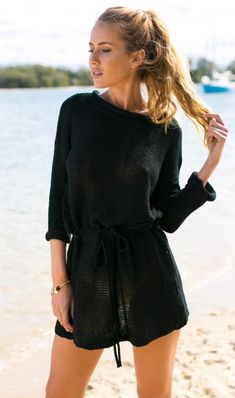 Shop trendy long sleeve dresses, black long sleeve dress, dresses with sleeves online, you can get prom, cute and sexy long sleeve dresses for women on ZAFUL. Modest Dresses, Cute Dresses, Vintage Dresses, Casual Dresses, Fashion Dresses, Women's Fashion, Ladies Fashion, Fashion Clothes, Short Dresses