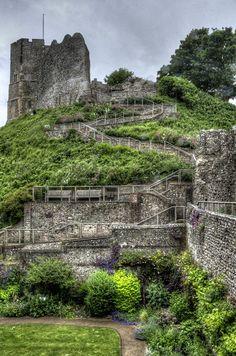 Lewes Castle, East Sussex