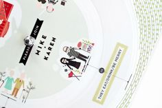 """really really cool homemade paper record player, would love to try this someday - R"" http://www.fastcodesign.com/1663618/a-wedding-invite-that-doubles-as-a-working-record-player-video"