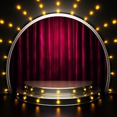 Find Red Curtain Stage Lights stock images in HD and millions of other royalty-free stock photos, illustrations and vectors in the Shutterstock collection. Stage Background, Studio Background Images, Background Decoration, Gold Background, Textured Background, Stage Curtains, Red Curtains, Class Decoration, Stage Lighting