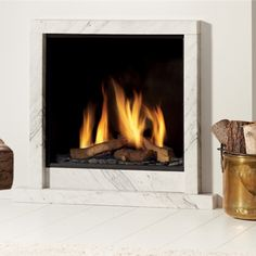 Global 60XT BF Balanced Flue Gas Fire