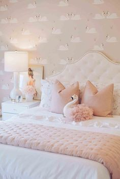 Cute Bedroom Ideas for Your Little One - The Pink Dream