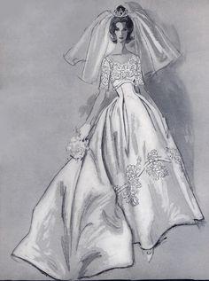 1963 Wedding Dresses