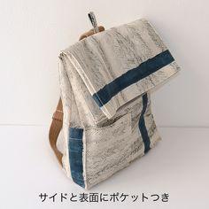 スクエアリュック - nani IRO ONLINE STORE