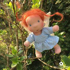 Pflanzenfaerberin*Isle of Fae Dolls - This is Mini Fae Doll Luna