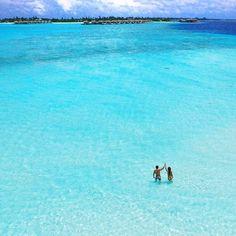The Maldives Island - Six Senses Laamu #Maldives