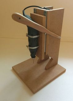 Easy Mini Drill Press by Shoyun