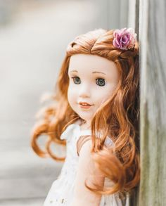 Photo courtesy of agpinkcupcake American Girl Doll Costumes, American Girl Doll Sets, American Girl Doll Pictures, American Girl Diy, Ag Dolls, Girl Dolls, American Line, America Girl, Pretty Photos
