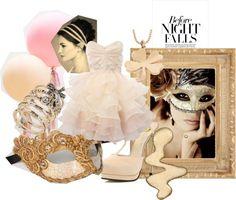 """masquerade"" by natalyanatasha on Polyvore"