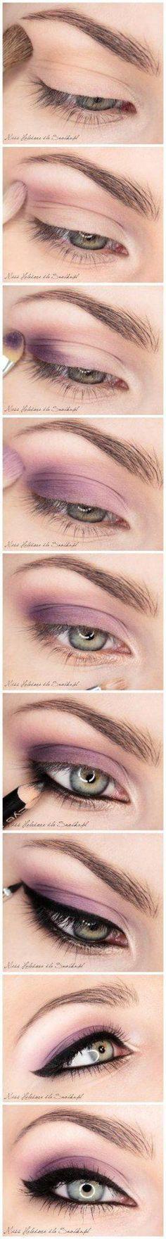 23 Gorgeous Eye Makeup Tutorials http://www.stylemotivation.com/23-gorgeous-eye-makeup-tutorials/
