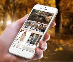 Fashion App on Behance