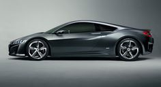 NSX Concept 2015. No need to see any more concepts Honda... just build it!