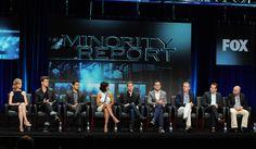 MINORITY REPORT panel at the 2015 FOX SUMMER TCA.
