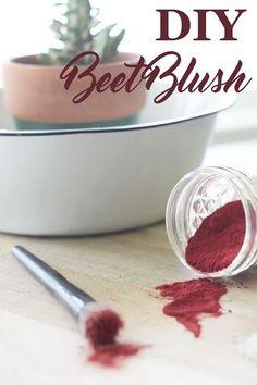 Zero Waste Nerd: DIY Beet Blush