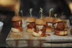 meatball sandwich. clever