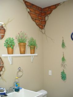Herb-laundry-room.jpg 450×600 pixels