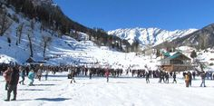 If you have any plans for revitalizing vacation then Manali is the perfect destination for you.