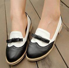 Pisos de las nuevas mujeres bowtie recortes planos calza 2014 sandalias para mujer de otoño de la venta zapatos de verano de supernovas de moda para las mujeres en Planos de Calzado en AliExpress.com | Alibaba Group