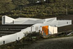 Centro de Alto Rendimento de Remo do Pocinho / Álvaro Fernandes Andrade