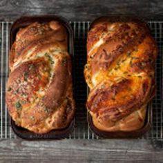 Soft Cheese Bread Recipe - Seasons & Suppers & ZipList